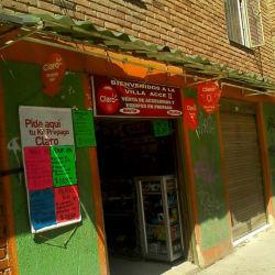 Bienvenidos a la Villa Acce en Bogotá