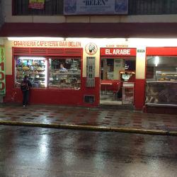 Cigarrería Bar Belén en Bogotá