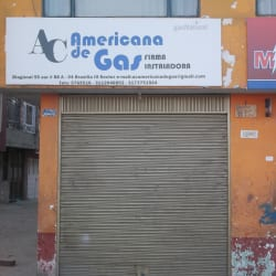 AC Americana de Gas en Bogotá