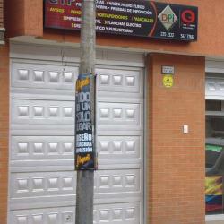 C.T.P. Publicidad en Bogotá