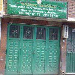Forjados Nacionales Ltda en Bogotá