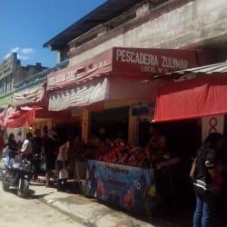 Pescadería Zulymar Plaza de Mercado en Bogotá