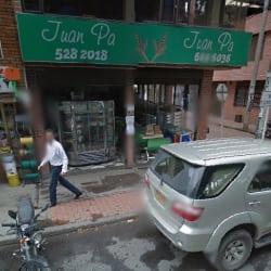 Panadería Juan Pa en Bogotá