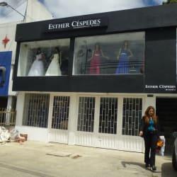Casa de Moda Esther Céspedes en Bogotá
