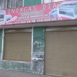 Inoxgas Diaz en Bogotá