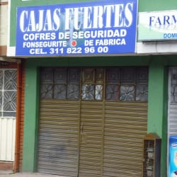 Fonsegurite en Bogotá
