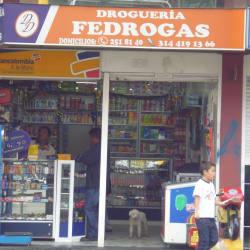 Droguería Fredrogas en Bogotá