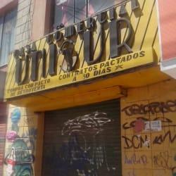 Casa Comercial Unisur en Bogotá
