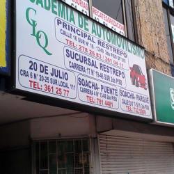 Centro de Enseñanza Claritza Larrarte Quijano  en Bogotá