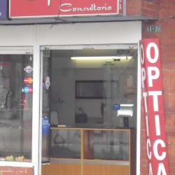 Consultorio Ópticlass en Bogotá