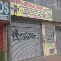 Comercializadora de Muebles los Tronquitos en Bogotá