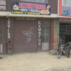 Compañia de Extintores Caldas en Bogotá
