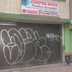 Compra Venta Metalicos Hernandez en Bogotá