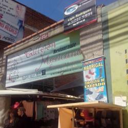 Callejón Restaurante Mexicano en Bogotá