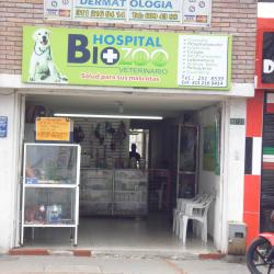 Hospital Biozoo Veterinaria en Bogotá