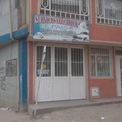 Servicio Eléctrico el Paisa en Bogotá