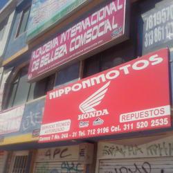 Academia Internacional de Belleza Comsocial en Bogotá