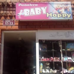 Pañalera Baby Happy en Bogotá