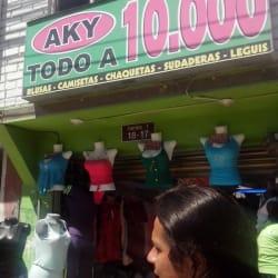 Aky Todo a 10.000 en Bogotá