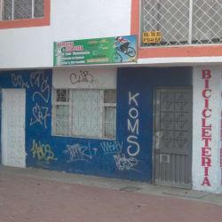 Biciclestas Ciclo Jefer en Bogotá