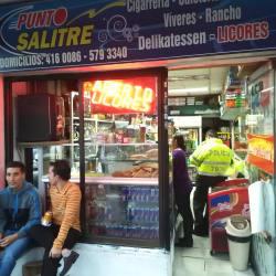 Cigarrería Punto Salitre en Bogotá
