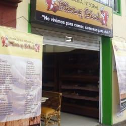 Fibra y Salud Panadería Integral en Bogotá