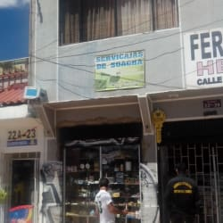 Servicajas de Soacha en Bogotá