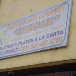 Restaurante Gourmet Pescar en Bogotá