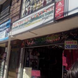 Musical Latino en Bogotá