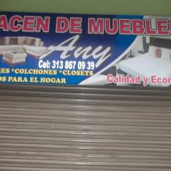 Almacén de Muebles Any en Bogotá