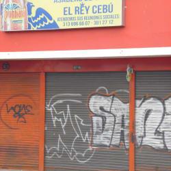 Asadero de Carnes El Rey Cebu  en Bogotá