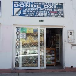 Miscelánea Donde Oxi en Bogotá