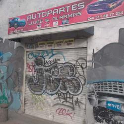Autopartes Lujos y Alarmas en Bogotá