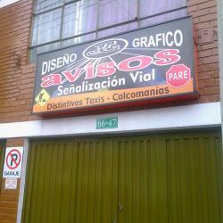 J. Gutierrez Publicidad en Bogotá