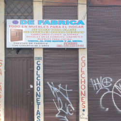 Punto de Fábrica en Bogotá