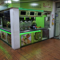 Passión Fruit Frutería Centro de Alta Tecnología en Bogotá