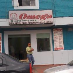 Omega Giros y Pasajes en Bogotá