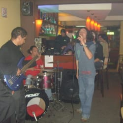 Amaranta Café Bar en Bogotá