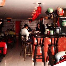 Bar Rock Café en Bogotá