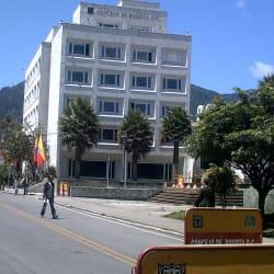 Concejo de Bogotá en Bogotá