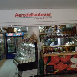 Aerodelikatessen en Bogotá