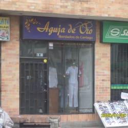 Aguja de Oro en Bogotá