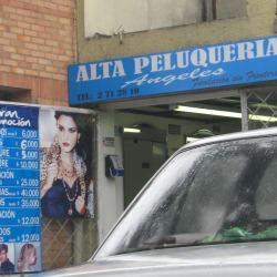 Alta Peluquería Ángeles en Bogotá