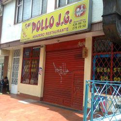 Pollo J.G. en Bogotá