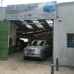 Asahi Motor Sabogal en Bogotá