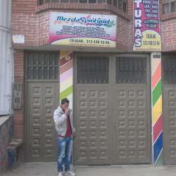 Mezclas Pintunel en Bogotá