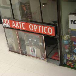Arte Óptico Metrópolis  en Bogotá