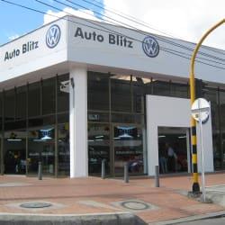 Auto Blitz Avenida 19  en Bogotá
