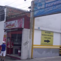 Asadero El Candelazo en Bogotá