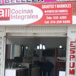All Design Cocinas Integrales  en Bogotá